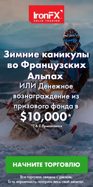 КОНКУРС IronFX